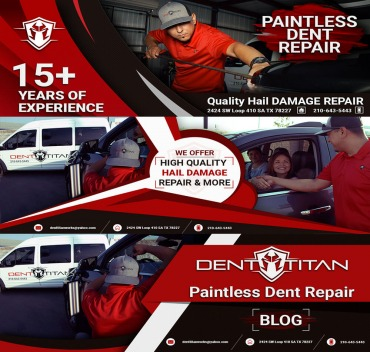 Dent Titan Facebook Covers